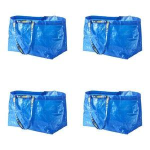 4 Pack IKEA Frakta 19 Gallon Bag PRICE FIRM